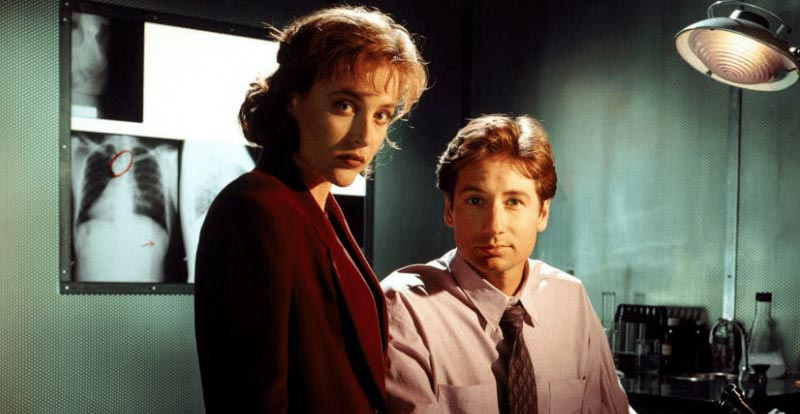 The X-Files – the major TV roles are out there!