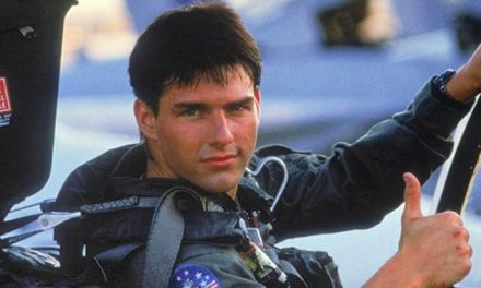 Top Gun: Maverick – son of Goose cast