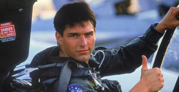 Top Gun: Maverick – son of Goose cast