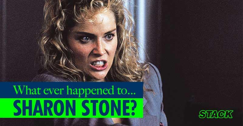 Whatever happened to… Sharon Stone?