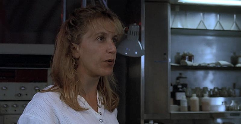 The X-Files - Felicity Huffman