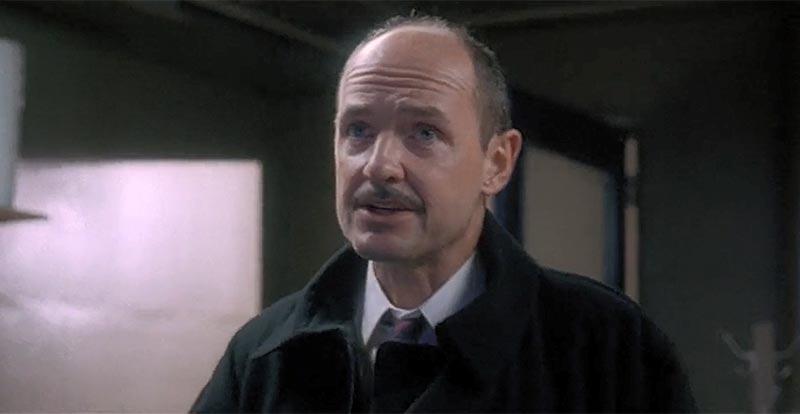 The X-Files - Terry O'Quinn