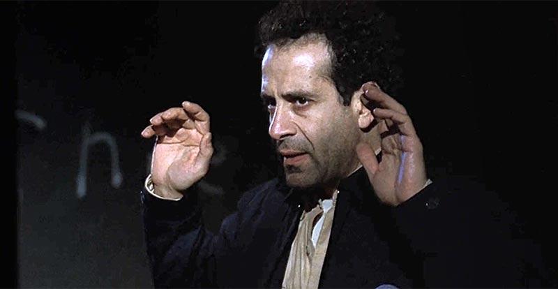 The X-Files - Tony Shalhoub