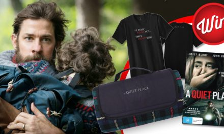 Score A Quiet Place prize-pack