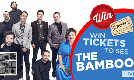 Win tickets to see The Bamboos