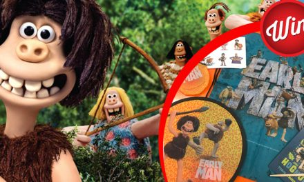 Win one of ten Early Man prize-packs