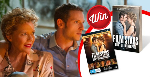 Film Stars Don't Die in Liverpool giveaway