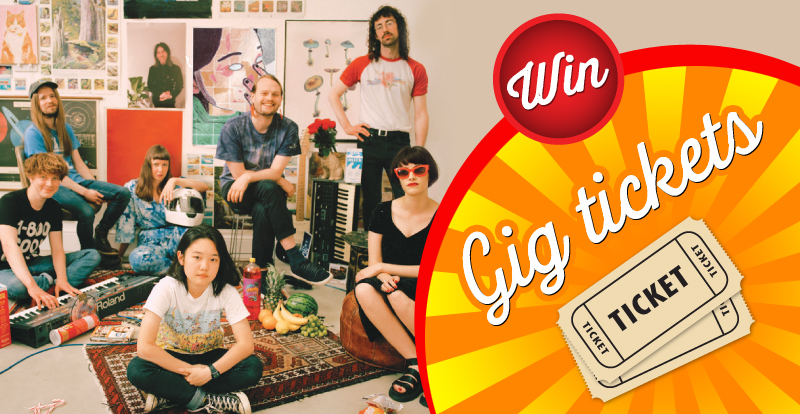 Win tickets to see Superorganism
