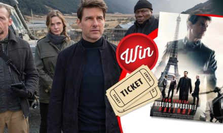 20 double passes to see Mission: Impossible – Fallout