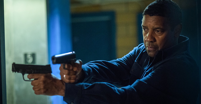 Interview with Antoine Fuqua – The Equalizer 2