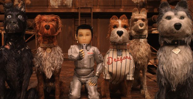 Isle of Dogs on DVD and Blu-ray July 18