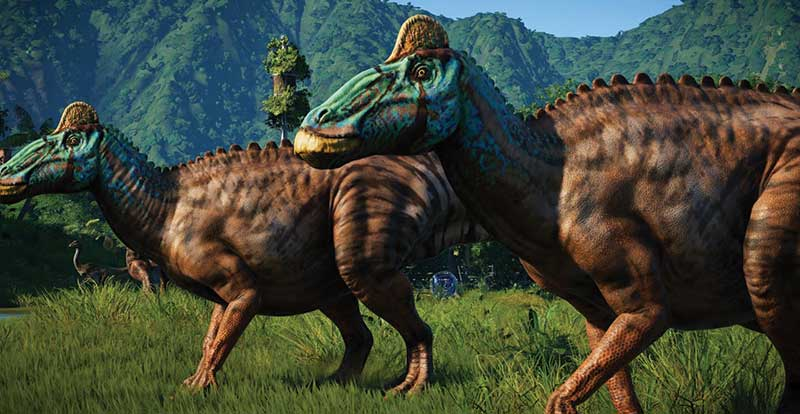 Jurassic World Evolution – review