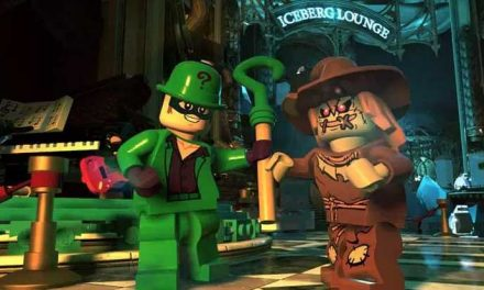 24 minutes of LEGO DC Super Villains gameplay