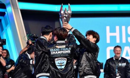 London Spitfire are the Overwatch League's first champs