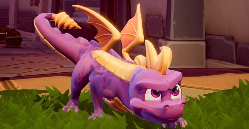 New Spyro Reignited Trilogy gameplay