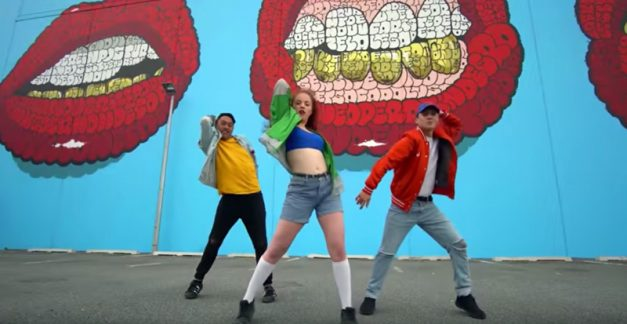 Shapeshifter release stunning clip of dancers amongst ruined Christchurch