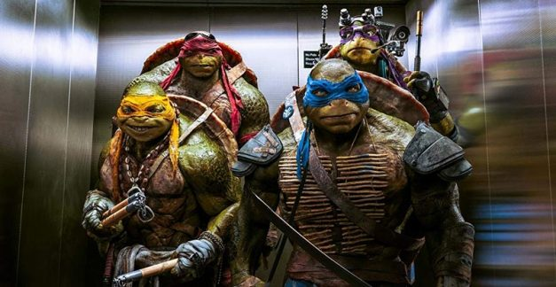 Teenage Mutant Ninja Turtles (2014) – 4K Ultra HD review