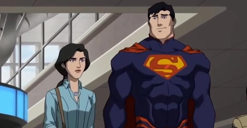 4K August 2018 - The Death of Superman