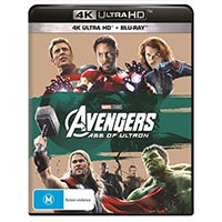 4K August 2018 - Avengers: Age of Ultron