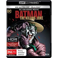 4K September 2018 - Batman: The Killing Joke