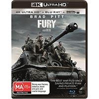 4K August 2018 - Fury