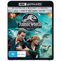 4K September 2018 - Jurassic World: Fallen Kingdom