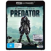 4K August 2018 - Predator