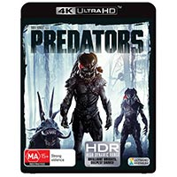 4K August 2018 - Predators