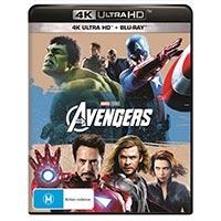 4K August 2018 - The Avengers