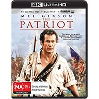 4K August 2018 - The Patriot