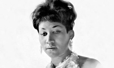 R.I.P. Aretha Franklin (1942-2018)