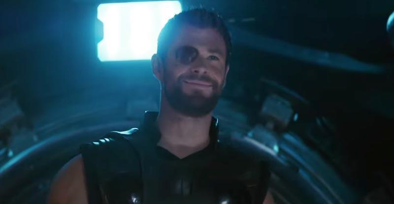 Avengers: Infinity War features trailer