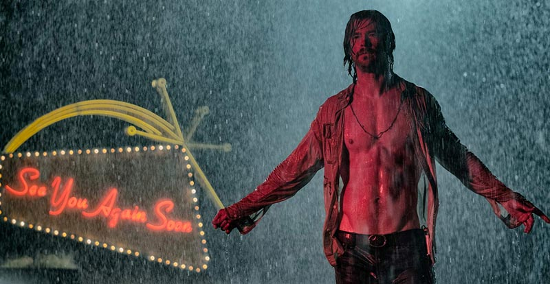 Eye off the new Bad Times at the El Royale trailer
