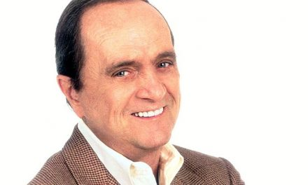 Bob Newhart does Joe Pesci as a GPS voice