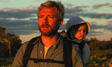 Cargo on DVD and Blu-ray September 5