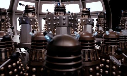 Daleks are invading our favourite movies!
