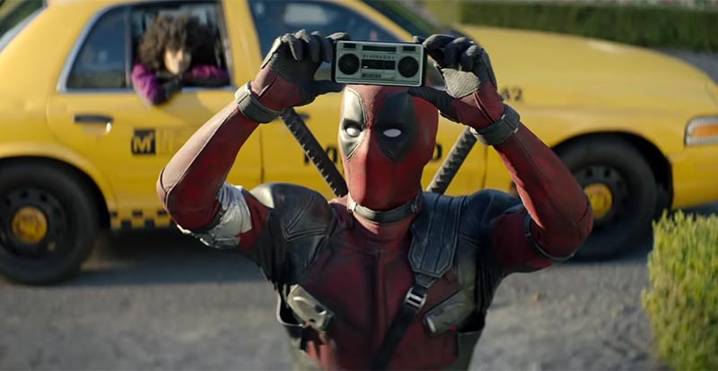 The Deadpool 2 easter egg challenge