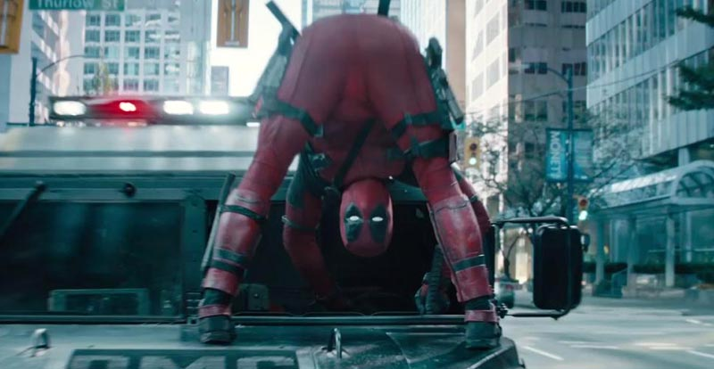 Interview with director David Leitch – Deadpool 2