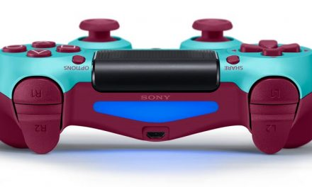 Look at the colours! 3 new PS4 DualShocks dropping