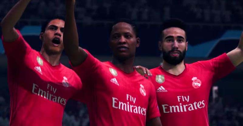 new product 715fe b9a84 FIFA 19 sees Alex Hunter back - at Real Madrid! - STACK | JB ...