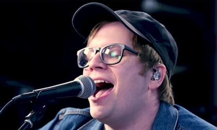 Fall Out Boy's Patrick covers 'No Tears Left to Cry'