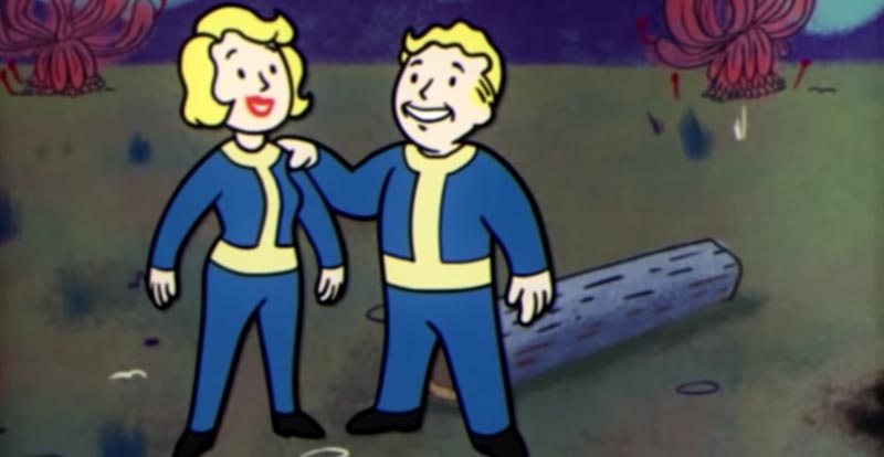 Fallout 76 – multiplayer and perks detailed