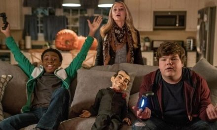 Halloween is alive in new Goosebumps 2 trailer!