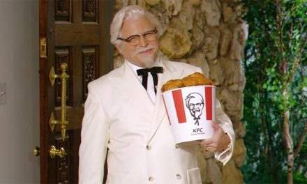 What is the deal with Jason Alexander's new KFC ad?!