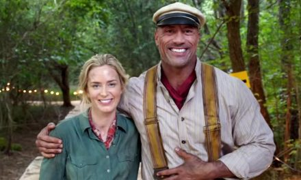 Emily and Dwayne welcome us to their Jungle Cruise