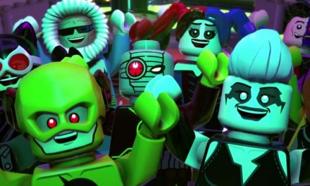 LEGO DC Super-Heroes story trailer hits