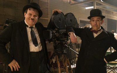 Another nice mess – Stan & Ollie trailer drops