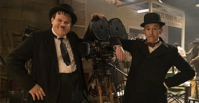 Will the real Laurel and Hardy please stand up?