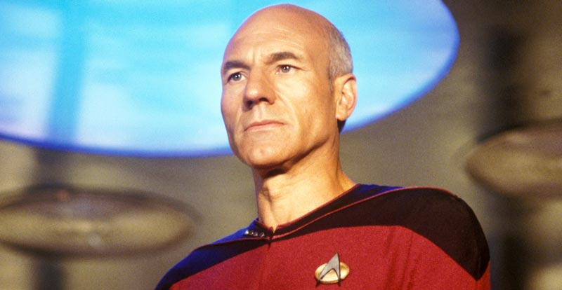 Captain Picard to boldly come back!