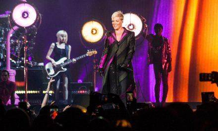 P!nk @ Brisbane Entertainment Centre – live review